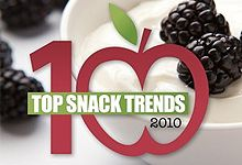 top-snack-trends
